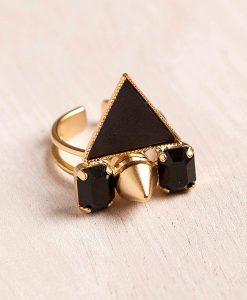 טבעת אוורסט זהב