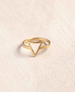 טבעת משולש L