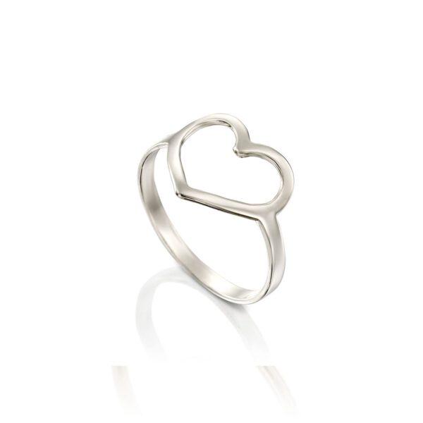 טבעת לב