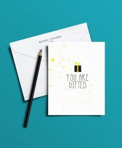 postcard-you-are-gifted