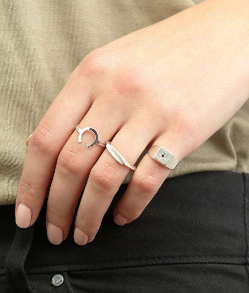 טבעת אוכף + נורת סטאר