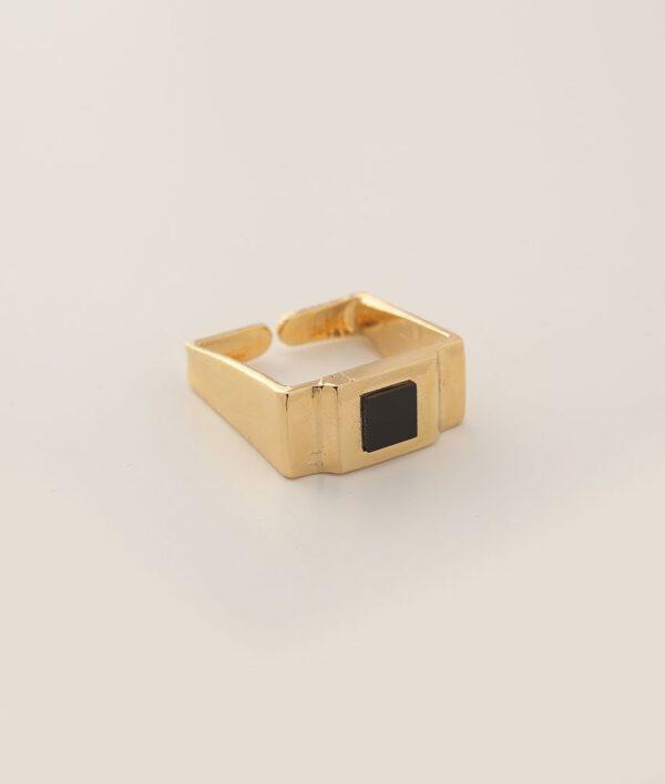 טבעת קיילי זהב 2