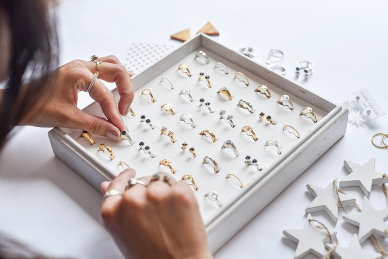 כיצד למדוד מידת טבעת