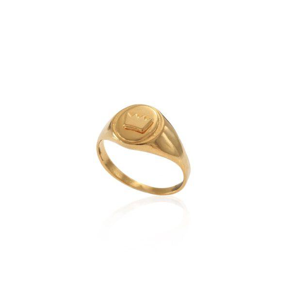 טבעת מישל כתר