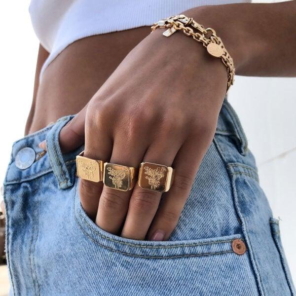 טבעת רוז