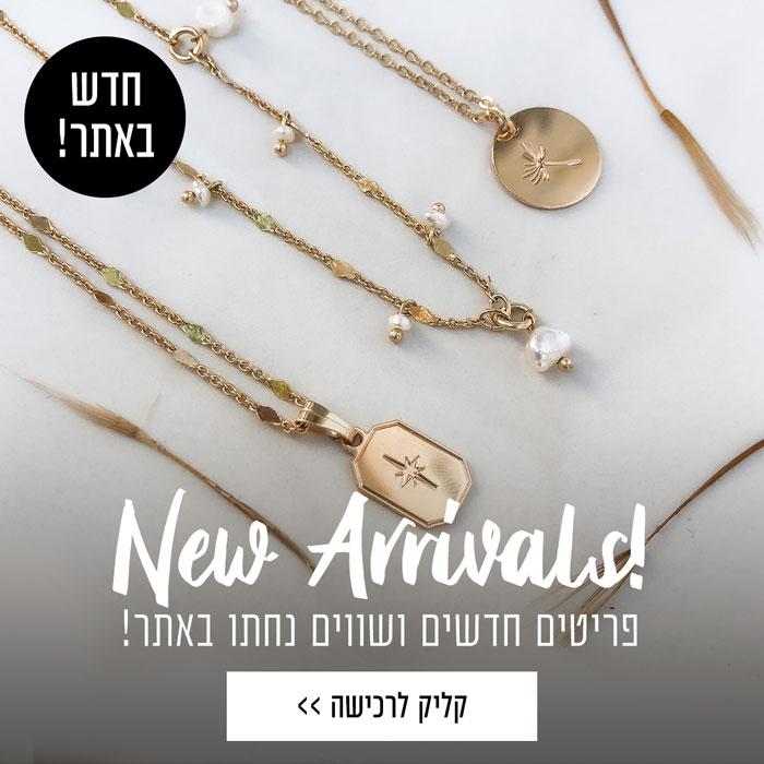 תכשיטים חדשים