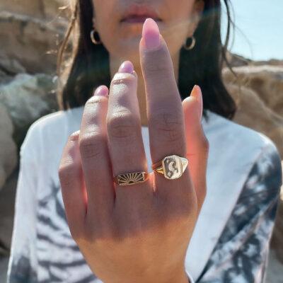 טבעת נייט וטבעת סאנסט
