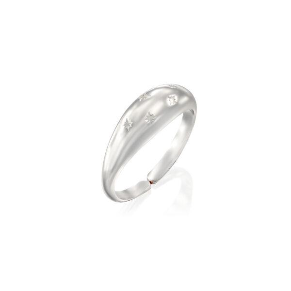 טבעת סטאר סלים